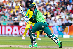 Rassie van der Dussen of South Africa - Mandatory by-line: Robbie Stephenson/JMP - 06/07/2019 - CRICKET - Old Trafford - Manchester, England - Australia v South Africa - ICC Cricket World Cup 2019 - Group Stage