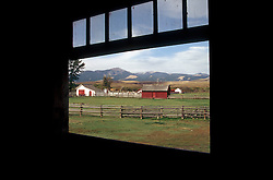 Deer Lodge, Montana:  The Grant-Kohrs ranch is now preserved as a national historic site.
