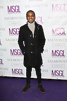 Daniel Anthony, MediaSkin Gifting Lounge, Salmontini Le Resto, London UK, 19 January 2015, Photo by Richard Goldschmidt