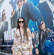 2019, June 17. Pathe ArenA, Amsterdam, the Netherlands. Robin Martens at the dutch premiere of Men In Black International.