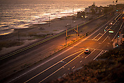 Pacific Coast Highway at Camino Capistrano in San Clemente