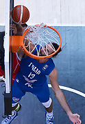 DESCRIZIONE : Trento Nazionale Italia Uomini Trentino Basket Cup Italia Austria Italy Austria <br /> GIOCATORE : Luigi Datome<br /> CATEGORIA : special stoppata<br /> SQUADRA : Italia Italy<br /> EVENTO : Trentino Basket Cup<br /> GARA : Italia Austria Italy Austria<br /> DATA : 31/07/2015<br /> SPORT : Pallacanestro<br /> AUTORE : Agenzia Ciamillo-Castoria/R.Morgano<br /> Galleria : FIP Nazionali 2015<br /> Fotonotizia : Trento Nazionale Italia Uomini Trentino Basket Cup Italia Austria Italy Austria