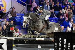 Kukuk Christian, GER, Botaro<br /> Jumping Mechelen 2018<br /> © Hippo Foto - Sharon Vandeput<br /> 30/12/18