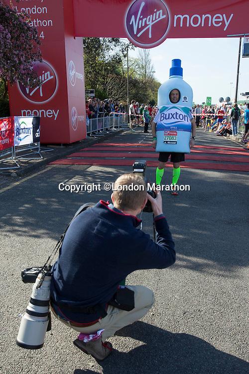 The Green Start at The Virgin Money London Marathon 2014 on Sundy 13 April 2014<br /> Photo: Neil Turner/Virgin Money London Marathon<br /> media@london-marathon.co.uk