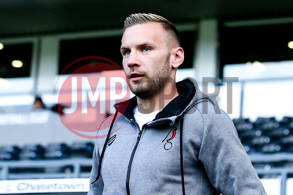 Andi Weimann of Bristol City arrives at Pride Park for the Sky Bet Championship fixture against Derby County  - Mandatory by-line: Robbie Stephenson/JMP - 20/08/2019 - FOOTBALL - Pride Park Stadium - Derby, England - Derby County v Bristol City - Sky Bet Championship