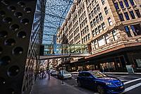 Castlereagh & Market Streets, Sydney City Centre