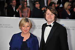 © licensed to London News Pictures. London, UK  22/05/11 Victoria Wood and  Daniel Rigby attends the BAFTA Television Awards at The Grosvenor Hotel in London . Please see special instructions for usage rates. Photo credit should read AlanRoxborough/LNP