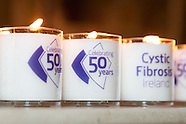Cystic Fibrosis Ireland 50th anniversary remembrance service, 23rd February, Rathmines Church.Dublin