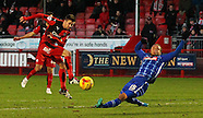 Crawley Town v Notts County 16/01/16