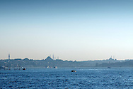 View from the Bosphorus