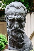 Statue in Bucharest, Romania