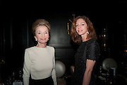 PRINCESS LEE RADZIWILL; KASIA WANDYCZ ,  , Nicky Haslam with pianist Paul Guinery performing songs by Cole Porter, Irving Berlin, Rogers and Hammerstein  and others at th BEAUFORT BAR? SAVOY- 8.P.M.
