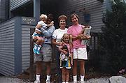 LaBuda/Sellke Family in Vermont