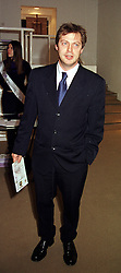 Leading PR MR MATTHEW FREUD at a reception<br />  in London on 27th March 2000.  OCH 21<br /> © Desmond O'Neill Features:- 020 8971 9600<br />    10 Victoria Mews, London.  SW18 3PY<br /> photos@donfeatures.com   www.donfeatures.com <br /> MINIMUM REPRODUCTION FEE AS AGREED.<br /> PHOTOGRAPH BY DOMINIC O'NEILL