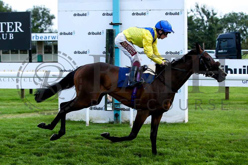 Abr Al Hudood ridden by Oisin Murphy and Trained by Hugo Palmer in the Frome Scaffolding Handicap - Mandatory by-line: Robbie Stephenson/JMP - 27/08/2019 - PR - Bath Racecourse - Bath, England - Race Meeting at Bath Racecourse