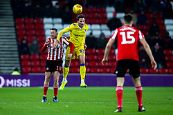 Alex Rodman of Bristol Rovers challenges Aidan McGeady of Sunderland - Mandatory by-line: Robbie Stephenson/JMP - 15/12/2018 - FOOTBALL - Stadium of Light - Sunderland, England - Sunderland v Bristol Rovers - Sky Bet League One