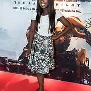 NLD/Amsterdam//20170621 - Premiere Transformers 3D: The Last Knight, Pearl Jozefzoon