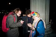 JAIME HAYON;; BETHAN LAURA WOOD, Wallpaper Design Awards 2012. 10 Trinity Square<br /> London,  11 January 2011.