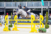 Madeleine Larsen - Pricewarrant F<br /> FEI World Breeding Jumping Championships for Young Horses 2016<br /> © DigiShots