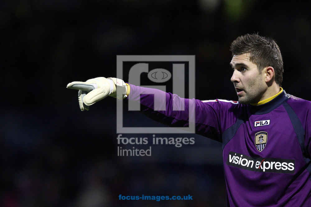 Picture by Daniel Chesterton/Focus Images Ltd +44 7966 018899.03/11/2012.Bartosz Bialkowski of Notts County during the The FA Cup match at Fratton Park, Portsmouth.