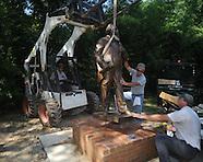lqc lamar statue installed