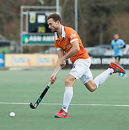 WASSENAAR - Hoofdklasse hockey heren, HGC-Bloemendaal (0-5). Roel Bovendeert (Bldaal)   COPYRIGHT   KOEN SUYK