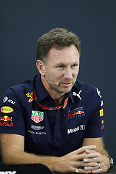 October 5, 2018 - Suzuka, Japan - HORNER Christian  (gbr), Team Principal of Red Bull Racing, portrait during the 2018 Formula One World Championship, Japan Grand Prix from October 4 to 7 at Suzuka -  /   , Motorsports: FIA Formula One World Championship 2018, Grand Prix of Japan, .World Championship 2018 Grand Prix Japan  (Credit Image: © Hoch Zwei via ZUMA Wire)