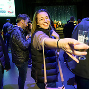 Seattle Scotch and Beer Fest 2018. Breweries Room. Photo by Alabastro Photography. #SSBF