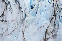 The spectacular detail of one of the world's most important glaciers.