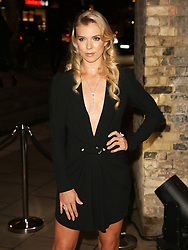 February 18, 2019 - London, United Kingdom - Katie Boulter attends the Fabulous Fund Fair as part of London Fashion Week event. (Credit Image: © Brett Cove/SOPA Images via ZUMA Wire)