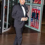 NLD/Amsterdam/20161129 - Staatsbezoek dag 2, contraprestatie Belgische koningspaar, Belgische Minister van buitenlandse zaken Didier Reynders