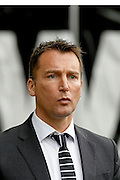 Derby County academy director / interim manager Darren Wassall during the Sky Bet Championship match between Derby County and Milton Keynes Dons at the iPro Stadium, Derby, England on 13 February 2016. Photo by Jon Hobley.