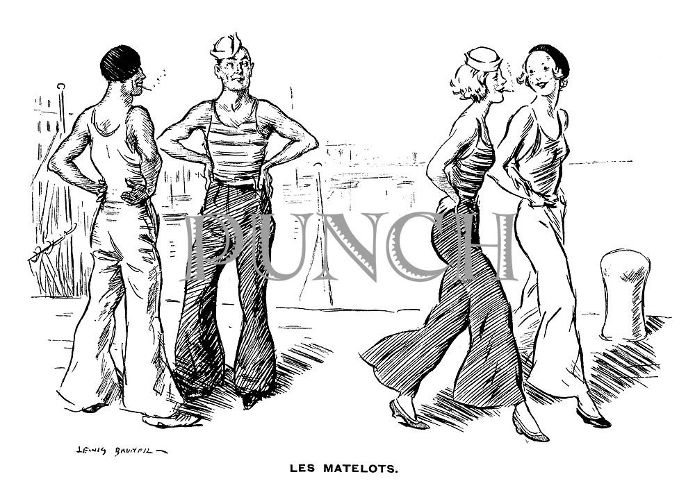Les Matelots.