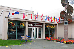 Visitor Information Center, Anchorage, Alaska, United States of America