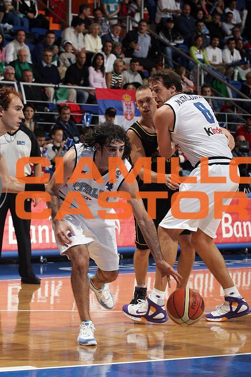 DESCRIZIONE : Vrsac Eurobasket Men 2005 Italia-Ucraina<br /> GIOCATORE : Calabria<br /> SQUADRA : Italia Italy<br /> EVENTO : Eurobasket Men 2005 Campionati Europei Uomini 2005<br /> GARA : Italia Ucraina Italy Ukraine<br /> DATA : 18/09/2005<br /> CATEGORIA :<br /> SPORT : Pallacanestro<br /> AUTORE : Ciamillo&amp;Castoria/Fiba Europe Pool