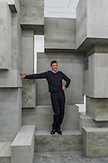 Block 2015 with Antony Gormley - Fit, a new exhibition of work in the South Galleries of White Cube Bermondsey. The piece is divided into 15 discrete chambers to create a series of dramatic physiological encounters in the form of a labyrinth.