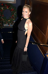 LADY EMILY COMPTON at a party hosted by Tatler magazine to celebrate the publication of the 2004 Little Black Book held at Tramp, 38 Jermyn Street, London SW1 on 10th November 2004.<br /><br />NON EXCLUSIVE - WORLD RIGHTS