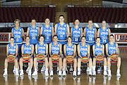 DESCRIZIONE : Venezia Additional Qualification Round Eurobasket Women 2009 Posati Nazionale Femminile<br /> GIOCATORE : Team Nazionale Italia Donne<br /> SQUADRA : Nazionale Italia Donne<br /> EVENTO : <br /> GARA : <br /> DATA : 04/01/2009<br /> CATEGORIA : Ritratto<br /> SPORT : Pallacanestro<br /> AUTORE : Agenzia Ciamillo-Castoria/M.Gregolin