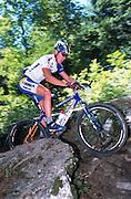 UCI World MTB Cup Leysin, Switzerland 2001,Ludovic Dubau, orbea