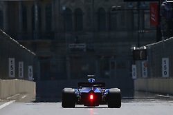 June 24, 2017 - Baku, Azerbaijan - Motorsports: FIA Formula One World Championship 2017, Grand Prix of Europe, .#94 Pascal Wehrlein (GER, Sauber F1 Team) (Credit Image: © Hoch Zwei via ZUMA Wire)
