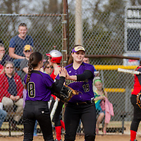 03-17-15 Berryville Softball vs. Eureka Springs