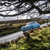 Car 83 Ross Butterworth / Andrew Fish