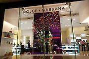 D Dong Khoi main shopping street. Dolce & Gabbana.