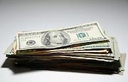 American money, $100 U. S. dollars.