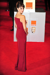 © Licensed to London News Pictures. 12/02/2012. London, England . Penelope Cruz  arrives for the Orange British Academy Film Awards at The Royal Opera House on February 12, 2012 in London, England. Photo credit : ALAN ROXBOROUGH/LNP