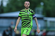 Forest Green Rovers Carl Winchester(7)  during the EFL Trophy match between Forest Green Rovers and U21 Southampton at the New Lawn, Forest Green, United Kingdom on 3 September 2019.