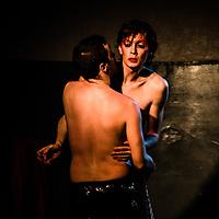 Dance performance at Klub Loco 2016