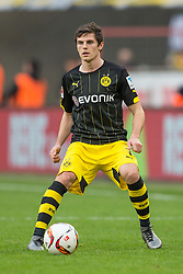 19.12.2015, Rhein Energie Stadion, Koeln, GER, 1. FBL, 1. FC Koeln vs Borussia Dortmund, 17. Runde, im Bild Jonas Hofmann (Borussia Dortmund #7) // during the German Bundesliga 17th round match between 1. FC Cologne and Borussia Dortmund at the Rhein Energie Stadion in Koeln, Germany on 2015/12/19. EXPA Pictures © 2015, PhotoCredit: EXPA/ Eibner-Pressefoto/ Schueler<br /> <br /> *****ATTENTION - OUT of GER*****