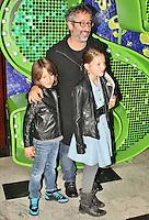 LONDON - November 14: David Baddiel at Children in Need POP goes the Musical: Shrek The Musical (Photo by Brett D. Cove)