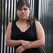 Sylvia Vasquez, one of the field workers profiled by Mily. Please contact Todd Bigelow directly with your licensing requests.